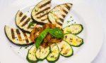 Melanzane e zucchine grigliate