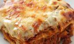 Lasagna al ragù di carne